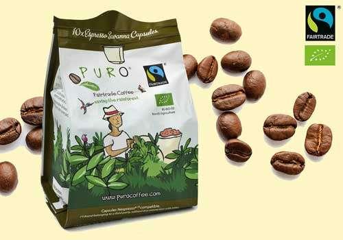Puro Coffee Capsules – Savanna
